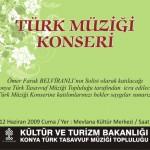 Türk Müziği Konseri