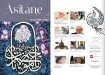 Âsitâne Mevlevî Kültür Dergisi Nisan sayısı yayınlandı.