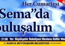 Konya'da Her Cumartesi Sema'