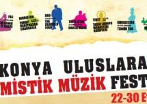 8.Konya Mistik Müzik Festivali