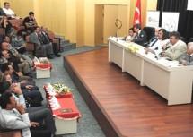 'Aşkın Sadasında Nabi ve Itri' konulu panel yapıldı.