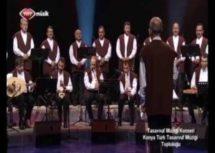 Tasavvuf Müziği Konseri 1- Konya Türk Tasavvuf Müziği Topluluğu