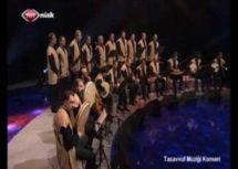 Tasavvuf Müziği Konseri 2- Konya Türk Tasavvuf Müziği Topluluğu